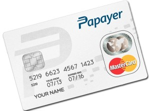 Papayer Card