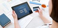 Bezahlung mit Prepaid-Kreditkarte