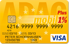 ADAC ClubmobilKarte